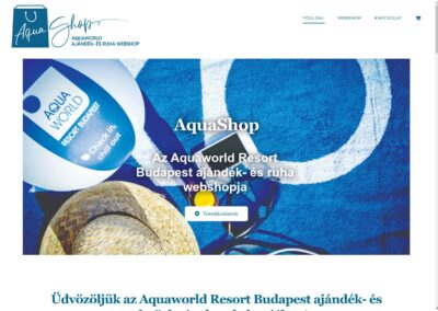 Aquaworld Resort Shop